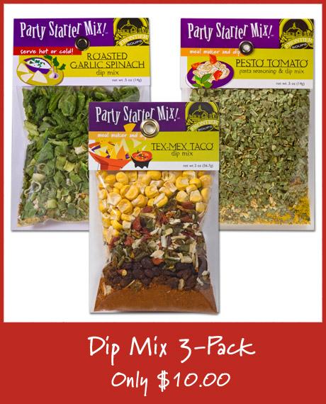 Dip Mix 3-Pack