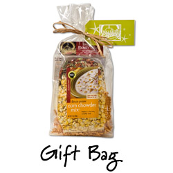 Soup and Cornbread Gift Bag