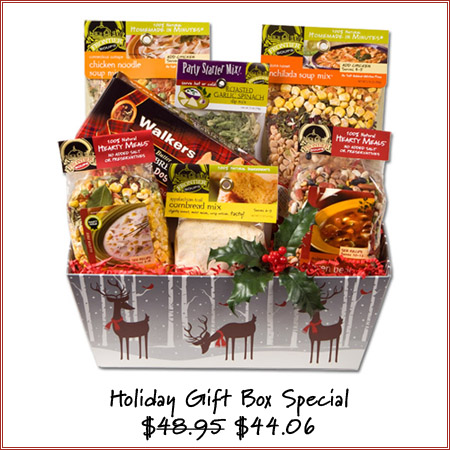 Holiday Gift Box Special