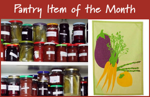 Pantry Item of the Month