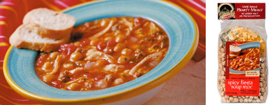 New Mexico Mesa Spicy Fiesta Soup