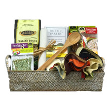 Farmer's Market Gift Basket