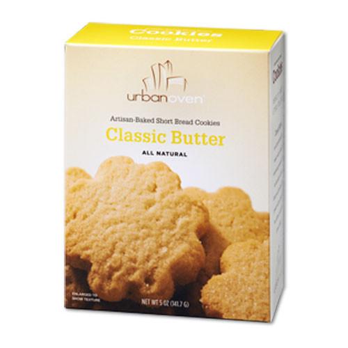 Artisan-Baked Short Bread Cookies