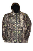 Camo Waterproof/Windproof Fleece Jacket