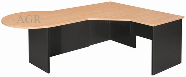 Workstation with P-end from