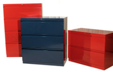 Lateral File Units from