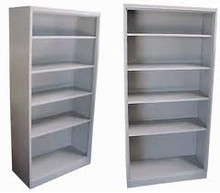 Open Steel Shelving from