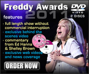 2011 FREDDY© Awards DVD