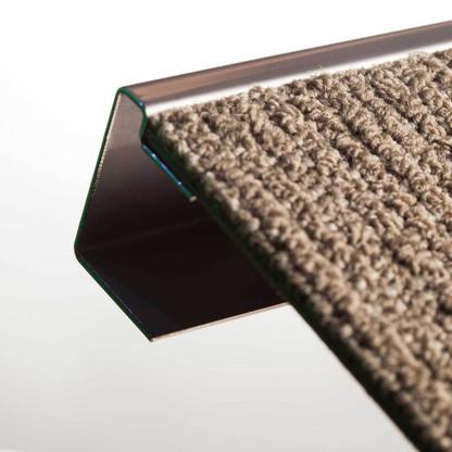 Carpet / LVT (Vinyl Plank)   4FT   Bull Nosing