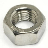 Brass Hexagon Nuts (Nickel Plated) M3.5