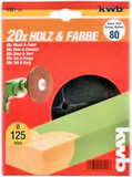 125mm Abrasive Discs, Wood & Paint - Assorted
