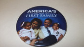 America's Next First Family Button (2008)