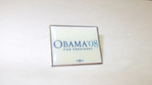 Lapel Pin - Obama '08