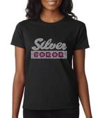 Silver Star AKA Rhinestone Tee