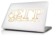 SGRHO  Laptop Skin/Wall Decal