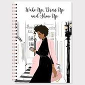 Journal:  SHOW UP by Nikki Kobi