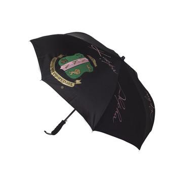 Open  umbrella