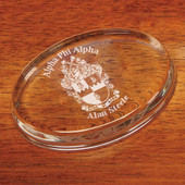 Paperweights- Oval Paperweight