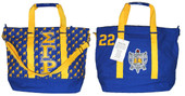 Sigma Gamma Rho Canvas Bag