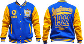 Jacket - Sigma Gamma Rho Fleece Jacket-1
