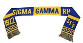 Scarf-  Sigma Gamma Rho Scarf