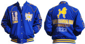 Jacket - Sigma Gamma Rho Twill Jacket