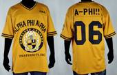 Jersey - Alpha Phi Alpha Football Jersey Gold