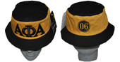 Alpha Phi Alpha  Gold  Bucket  Hat