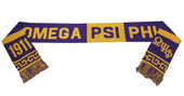 Omega Psi Phi Scarf