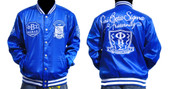 Phi Beta Sigma Satin Jacket    # 2