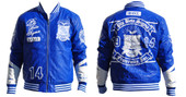 Jacket -  Phi Beta Sigma PU Leather Jacket