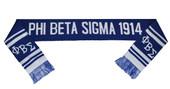 Phi Beta Sigma Scarf