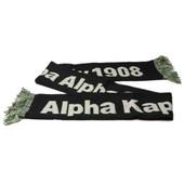 Scarf –  Alpha Kappa Alpha Knit Scarf