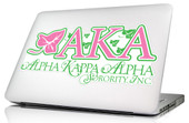 AKA  Laptop Skin/Wall Decal