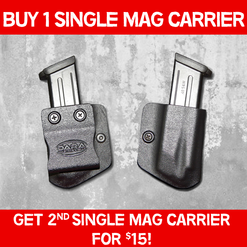 Single Mag Carriers