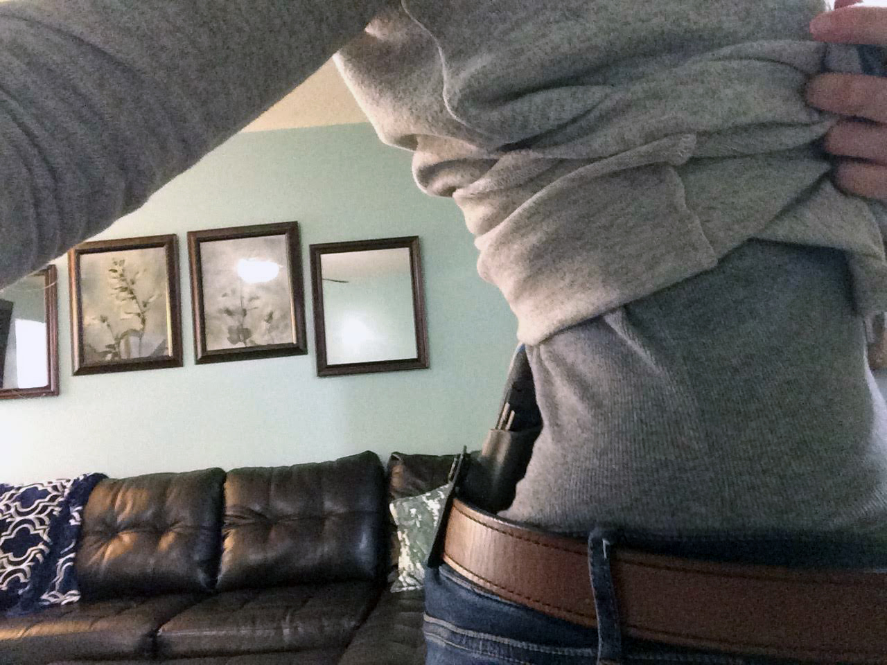 M And P Shield Holster Hyve Shield 9mm +2 Mag...