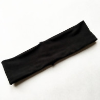 Wide fabric choker - 4.5cm wide