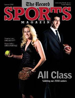 Record Sports Magazine (Summer 2008 issue)