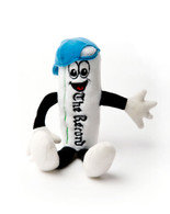 "The Record ""Scoop"" Mascot Plush Toy"