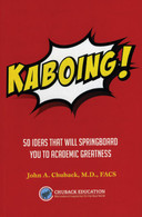 Kaboing! by Dr. John A Chuback