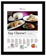 (201) Magazine Page Reprint (Framed)