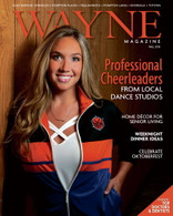 Wayne Magazine, Fall Issue, October 2015