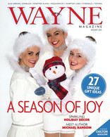 Wayne Magazine, Holiday Issue, November 2015