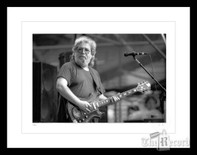 "Record Archives Portraits of Rock Series: ""Jerry Garcia, 1987"" Limited-Edition Framed Giclee Print"