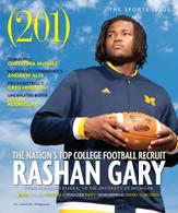 (201) Magazine (August 2016 issue)