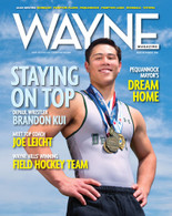 Wayne Magazine, Back-to-School 2016 Issue