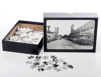 Main Street in Hackensack (circa 1942) Jigsaw Puzzle