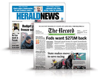 Back Issues of The Record or Herald News