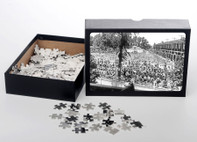 Saltwater Pool at Palisades Amusement Park (circa 1937) Jigsaw Puzzle