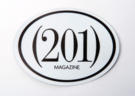 (201) Car Magnet